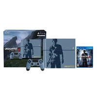 Sony PlayStation 4 500GB Limited Edition Uncharted 4 Bundle