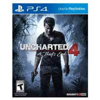 Sony Uncharted 4: A Thief's End (PS4)