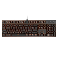 Gigabyte Force K85 RGB Illuminated Mechanical Gaming Keyboard - Cherry MX Red Switch