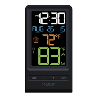 La Crosse Technology Wireless Color Display Temperature Station