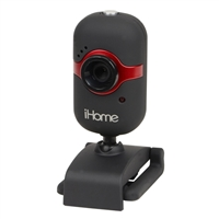 iHome Webcam W304 Black/Red