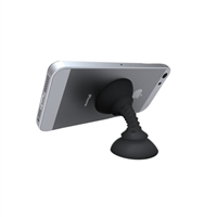 Striker Hand Tools Simple Sucker Smartphone Mount Black