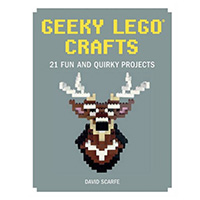 No Starch Press Geeky LEGO Crafts: 21 Fun and Quirky Projects