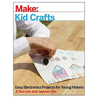 O'Reilly Maker Shed Make: Tech DIY: Easy Electronics Projects for Parents and Kids