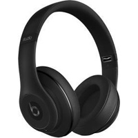 Beats by Dr. Dre Studio Wireless 2.0 On-Ear Headphones - Matte Black