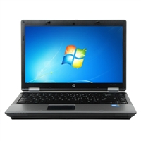 "HP ProBook 6450b 14"" Laptop Computer Refurbished - Gray"