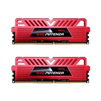 GeIL EVO Potenza 8GB 2 x 4GB DDR4-2400 PC4-19200 Dual Channel Desktop Memory Kit