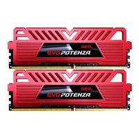 GeIL EVO Potenza 16GB 2 x 8GB DDR4-2400 PC4-19200 CL16 Dual Channel Desktop Memory Kit