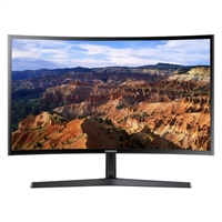 "Samsung C27F398FWN 27"" Curved 1080p HD LED Monitor"