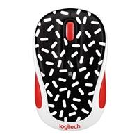 Logitech M325c Wireless Optical Mouse - Memphis Black