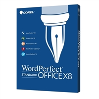 Corel WordPerfect Office X8 - Standard