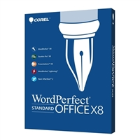 Corel WordPerfect Office X8 - Standard Updgrade