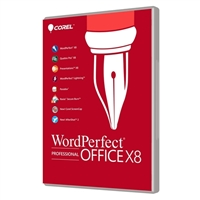 Corel WordPerfect Office X8 - Pro