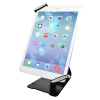 CTA Digital Universal Anti-Theft Security Grip Holder w/ Stand for Tablets