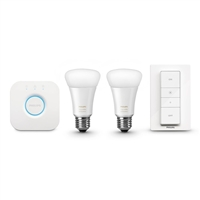 Philips A19 Hue White Starter Kit
