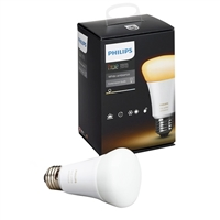 Philips White Ambiance A19 Single Bulb