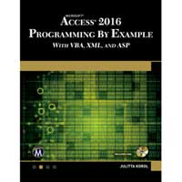 Stylus Publishing ACCESS 2016 PROG EXAMPLE