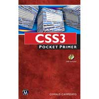 Stylus Publishing CSS3: Pocket Primer