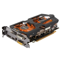 Zotac GeForce GTX 660 AMP! Edition (Factory-Recertified) 2GB 192-bit DDR5 Video Card