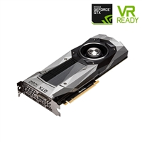 EVGA GeForce GTX 1080 Founders Edition 8GB GDDR5X Video Card