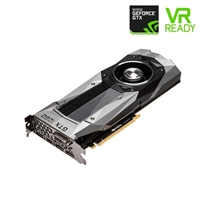 ASUS GeForce GTX 1080 Founders Edition 8GB GDDR5X Video Card