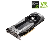 Zotac GeForce GTX 1080 Founder Edition 8GB GDDR5X Video Card