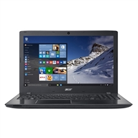 "Acer Aspire E5-575-54SM 15.6"" Laptop Computer - Obsidian Black"