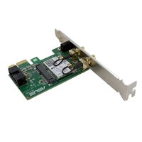 ASUS Dual Band Wireless AC1200 Bluetooth 4.0 PCI-E Adapter