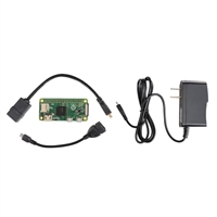 QVS Raspberry Pi Zero Accessory Kit - Camera Version