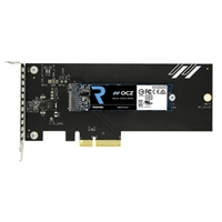 OCZ Storage Solutions RD400A 256GB PCIe NVMe M.2 Solid State Drive AIC