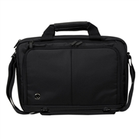 "Swiss Gear Source Laptop Briefcase Fits Screens up to 14"" - Black"