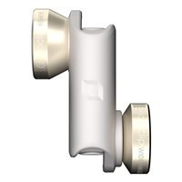 OlloClip 4-in-1 Lens for iPhone 6/6 Plus - White
