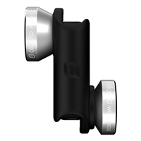 OlloClip 4-in-1 Lens for iPhone 6/6 Plus - Black