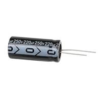 NTE Electronics Aluminum Electrolytic 220uf 250V Capacitor