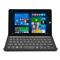 "Ematic EWT826BK HD 8"" Tablet - Black"