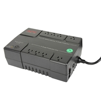 APC BE550R (Factory-Recertified) 550VA 8-Outlet Back-UPS