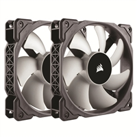 Corsair ML120 Magnetic Levitation 120mm Case Fan - Twin Pack