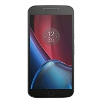 Motorola Moto G4 Plus, 16GB Storage, Black, Unlocked Smartphone