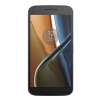 Motorola Moto G4 16GB Unlocked Smart Phone - Black