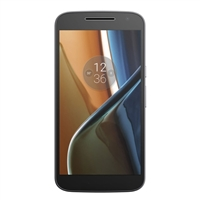 Motorola Moto G4 32GB Unlocked Smart Phone - Black