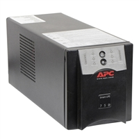 APC SUA750 (Factory-Recertified) Smart-UPS 750VA 500W 6-Outlet UPS