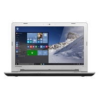 "Lenovo Ideapad 500 15.6"" Laptop Computer - Black"