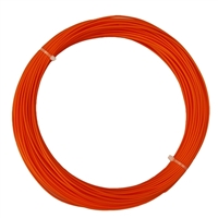 Algix3D 2.85mm Optimum Orange Advanced PLA Filament 100g Coil