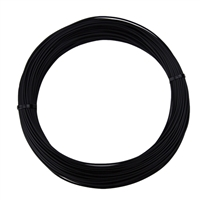 Algix3D 2.85mm Supreme Black Advanced PLA Filament 100g Coil