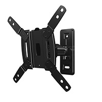 "Sanus 13"" to 32"" TV Wall Mount Black"
