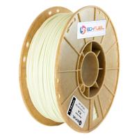 3DOM 1.75mm Natural PLA 3D Printer Filament - 1kg Spool (2.2 lbs)