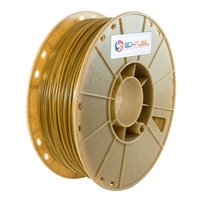 3DOM 1.75mm Buzzed Beer PLA Filament Spool 500g