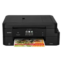 Brother MFC-J985DW Work Smart All-in-One Printer with INKvestment Cartridges