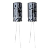 NTE Electronics Aluminum Electrolytic 25V 1000uF Radial Lead Capacitor