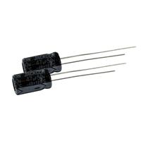 NTE Electronics Aluminum Electrolytic 47uf 50V Capacitor - 2 Pack